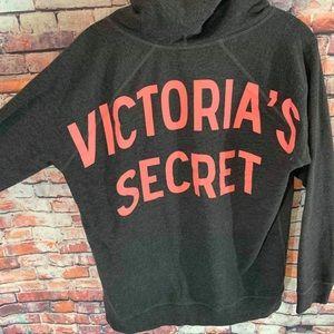 Victoria Secret V-neck hoodie